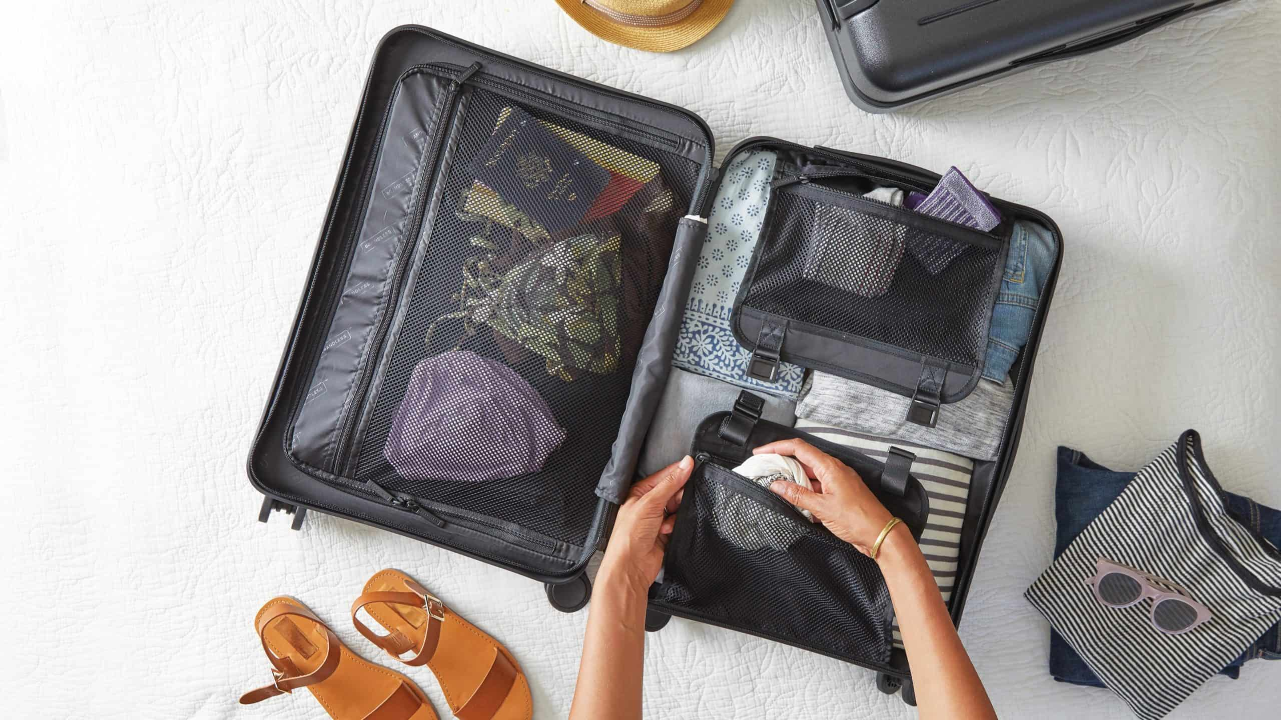 Travel Bags and Cubes To Use For Your Next Cruise